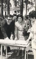 Escuela Scholem Aleijem - Mataderos - ca.1960.