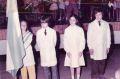 Acto en la escuela - 1984.