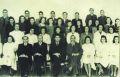 Cursos de Capacitación de la Escuela - 1945.