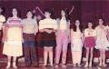 Entrega de diplomas - (de finalizacion de la primaria) - 1984.