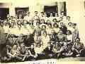 Escuela Scholem Aleijem - Seminario - 1954.